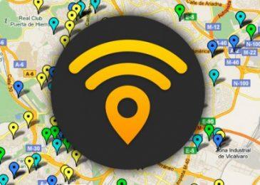 Ahorra datos de tu móvil con Wifi Map