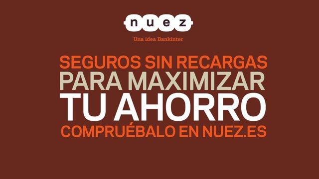 Nuez Seguros ahorrame.com