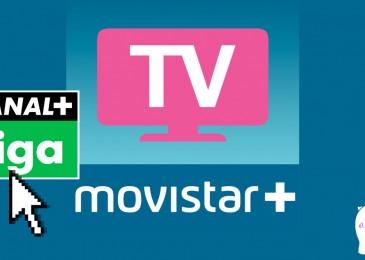 Llega la Liga de Fútbol: Movistar+ al completo