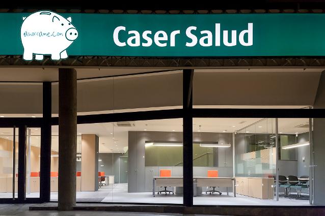 Caser Salud ahorrame.com