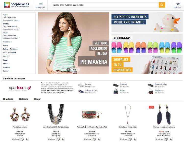 ShopAlike_ES_Home
