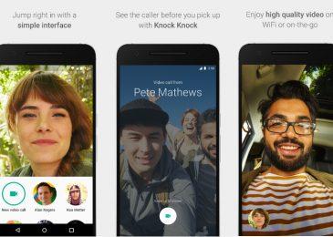 Google Duo, la nueva app de videollamadas y chat