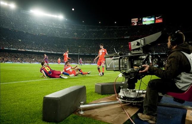 fútbol en Orange