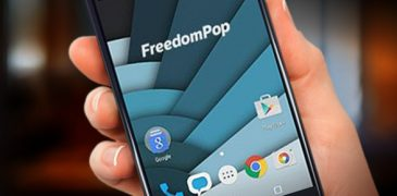 Internet en el móvil gratis con FreedomPop