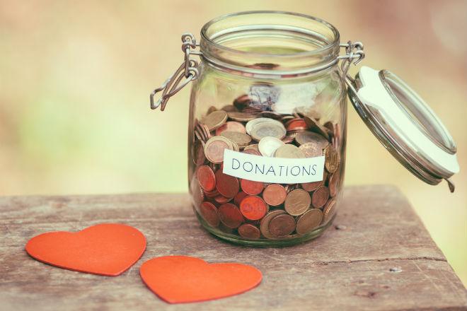 donaciones a ONGs