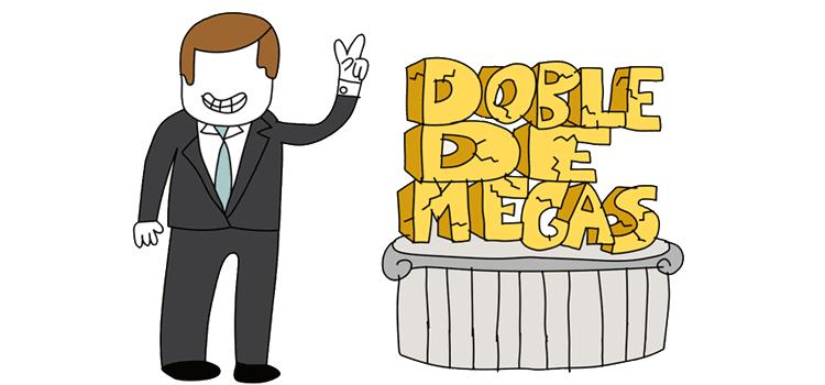 doble de megas Lowi