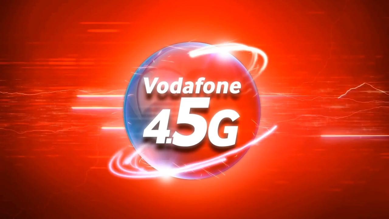 4,5G Vodafone