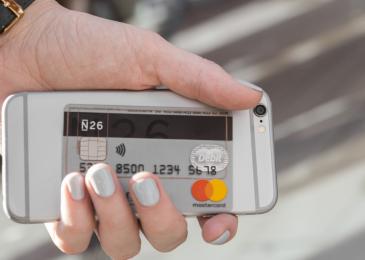 Viajar con banca móvil es estar como en casa
