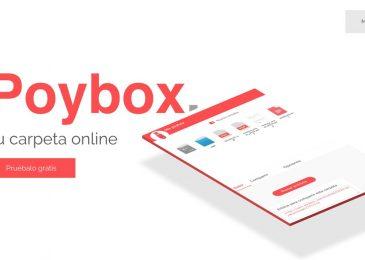 Almacenamiento gratis en la nube: Poybox te da 100 Gb