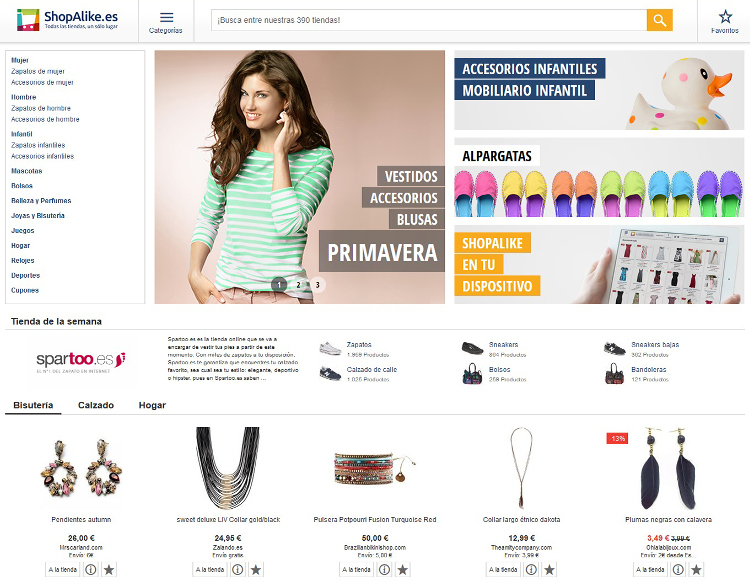 ShopAlike_ES_Home