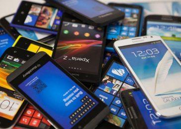 mercado de smartphones