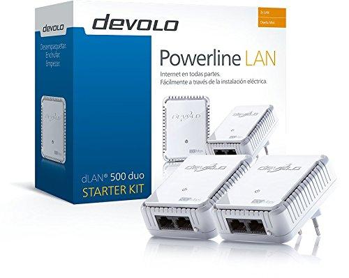 Devolo dLAN 500 duo Starter Kit PLC en Amazon