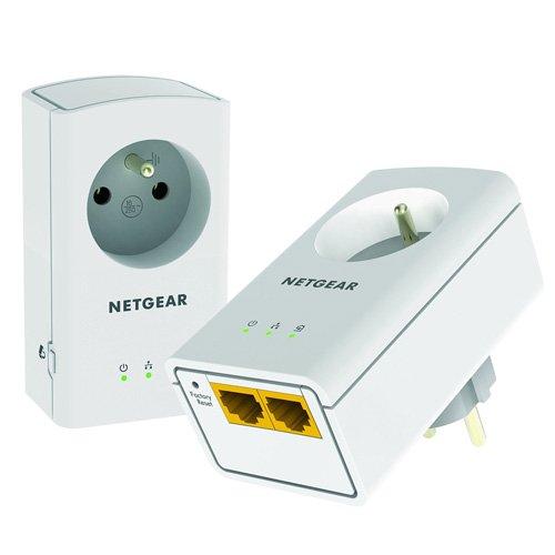 Netgear XAVB5622 - Kit de adaptadores PLC en Amazon