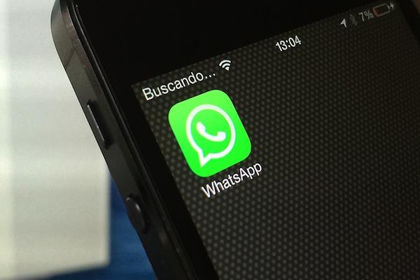 adictos a WhatsApp