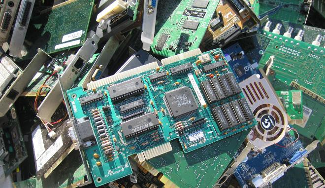 reciclar electrónica