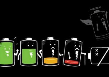 ahorrar batería en tu smartphone