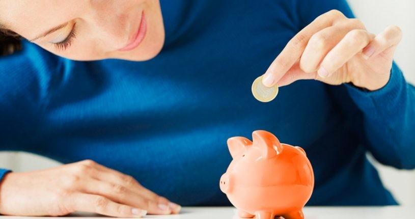 dinero que pasa de padres a hijos