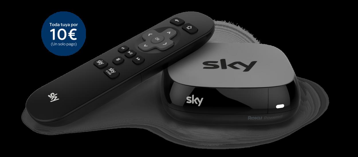 Sky TV España