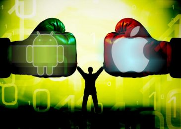 elegir entre android y iphone