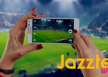 fútbol en la TV de Jazztel