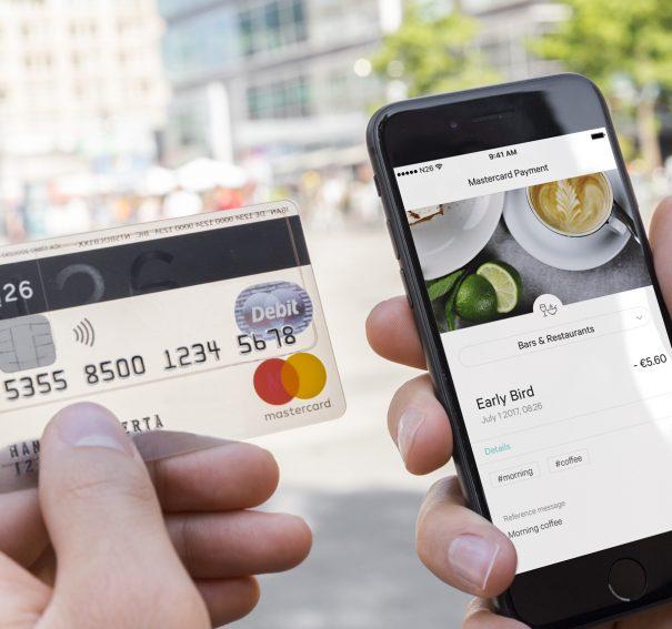 Banco online para autónomos: tarjeta Mastercard N26