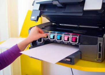usar cartuchos de tinta baratos
