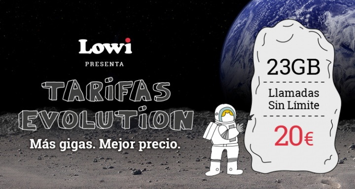 tarifas Evolution de Lowi