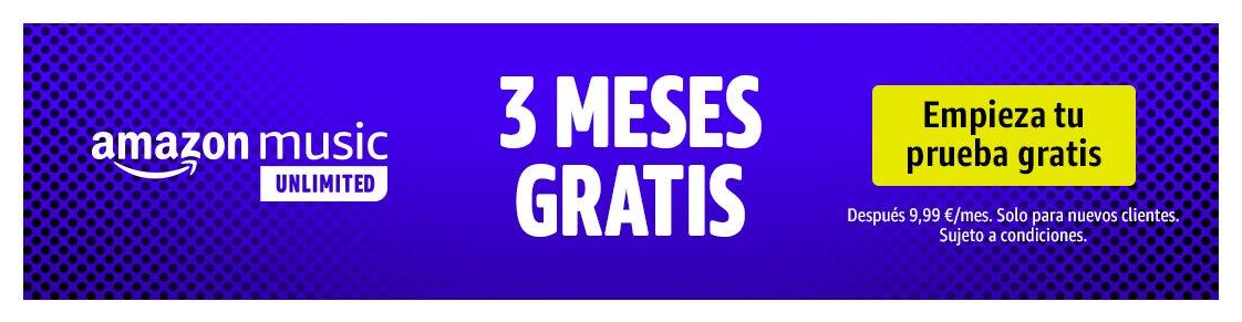amazon music gratis banner